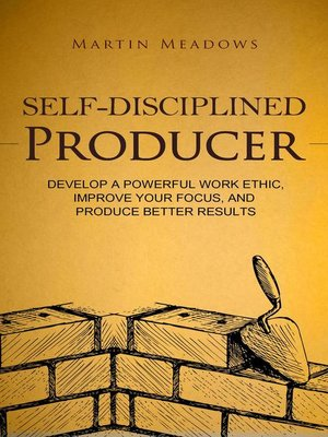 cover image of Self-Disciplined Producer