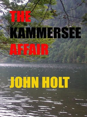 cover image of The Kammersee Affair