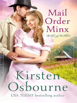 cover image of Mail Order Minx