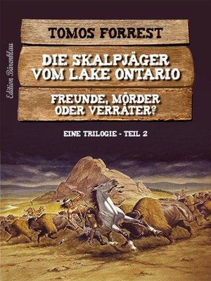 cover image of Die Skalpjäger vom Lake Ontario 2