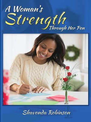 cover image of A Woman's Strength Is Her Pen