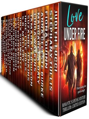 cover image of Love Under Fire