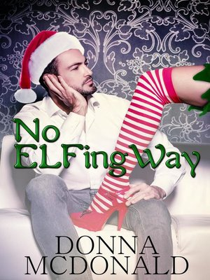 cover image of No Elfing Way