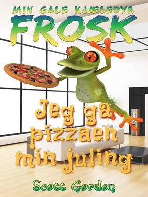 cover image of Jeg ga pizzaen min juling