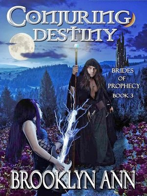 cover image of Conjuring Destiny