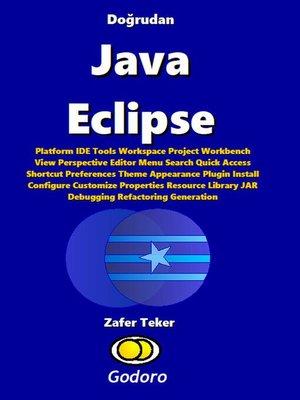 cover image of Doğrudan Java Eclipse