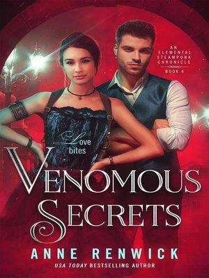 cover image of Venomous Secrets