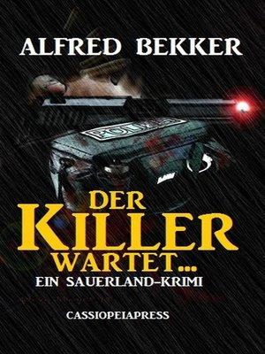 cover image of Ein Sauerland-Krimi