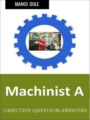 cover image of Machinist A