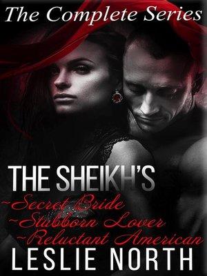 cover image of The Adjalane Sheikhs