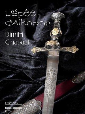 cover image of L'Épée d'Alknohr