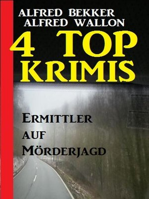 cover image of 4 Top Krimis