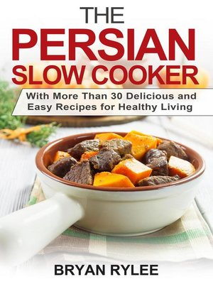cover image of The Persian Slow Cooker