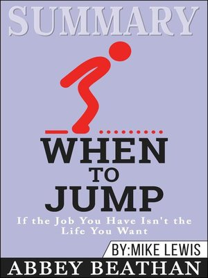 cover image of Summary of When to Jump