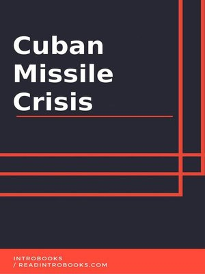 cover image of Cuban Missile Crisis