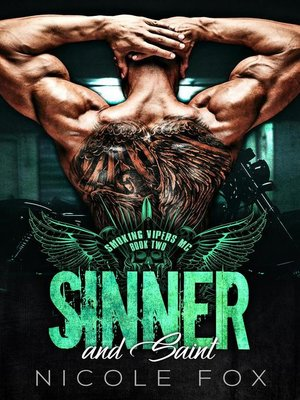 cover image of Sinner and Saint