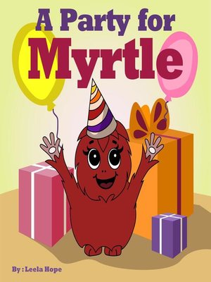 cover image of A Party for Myrtle