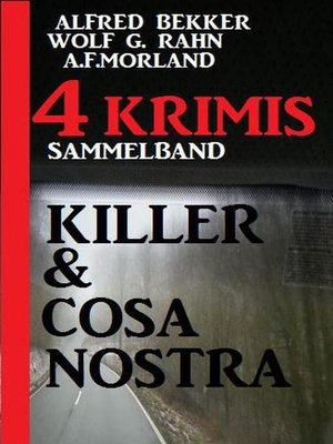 cover image of Killer & Cosa Nostra