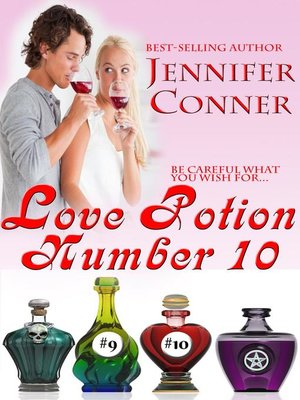 cover image of Love Potion Number 10