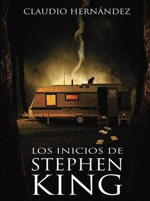 cover image of Los inicios de Stephen King