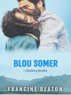 cover image of Blou Somer