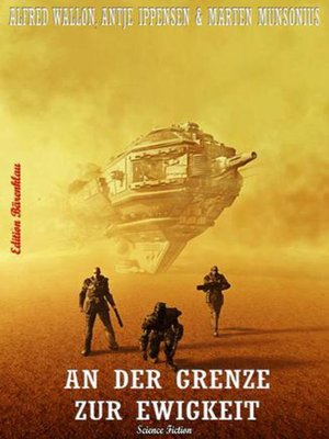 cover image of An der Grenze zur Ewigkeit