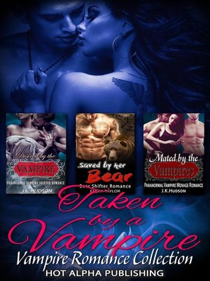 cover image of Taken by a Vampire