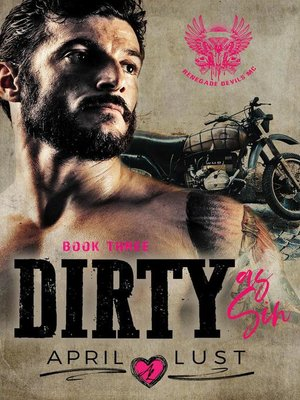 cover image of Dirty as Sin (Book 3)