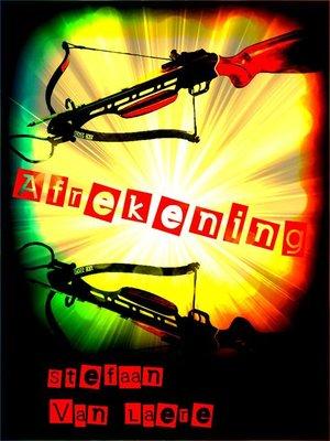 cover image of Afrekening