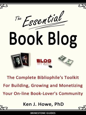 cover image of The Essential Book Blog