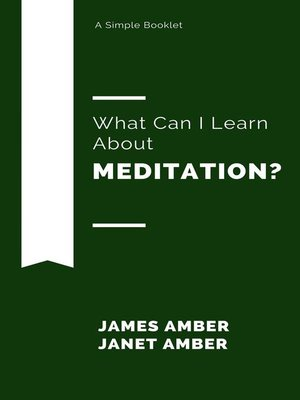 cover image of What Can I Learn About Meditation?