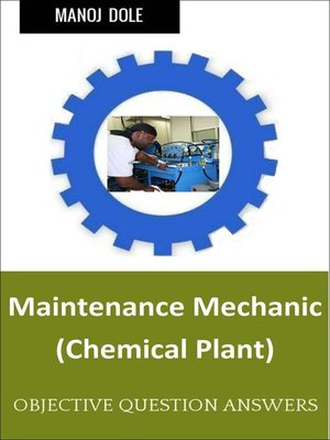 cover image of Maintenance Mechanic Chemical Plant