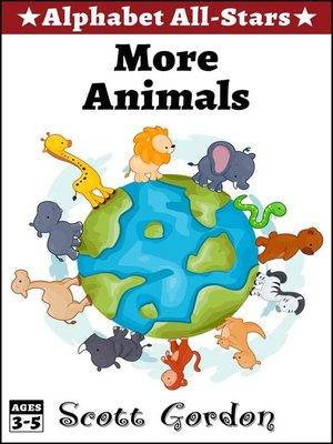 cover image of More Animals