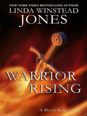 cover image of Warrior Rising