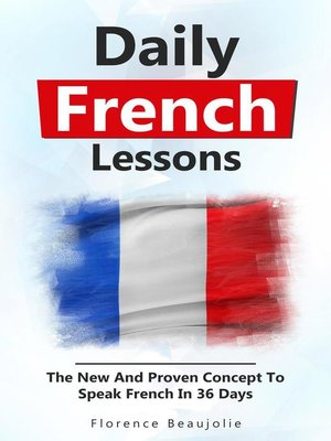 cover image of Daily French Lessons