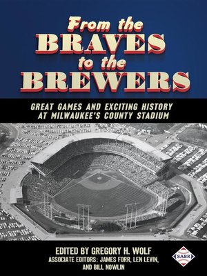 cover image of From the Braves to the Brewers