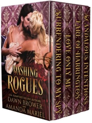 cover image of Dashing Rogues