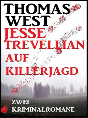 cover image of Jesse Trevellian auf Killerjagd