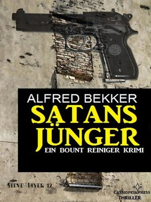 cover image of Satansjünger