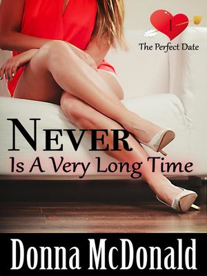 cover image of Never Is a Very Long Time