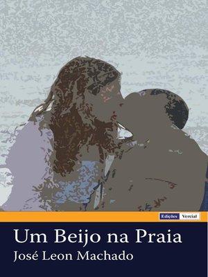 cover image of Um Beijo na Praia