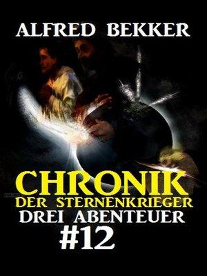cover image of Drei Abenteuer #12