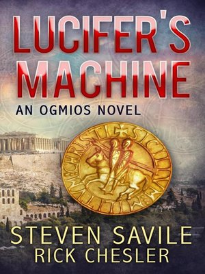 cover image of Lucifer's Machine