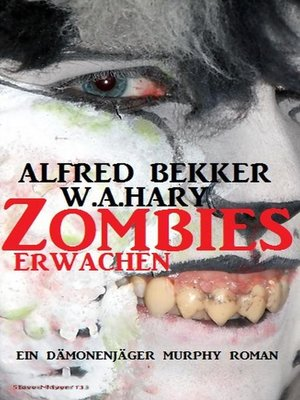 cover image of Zombies erwachen