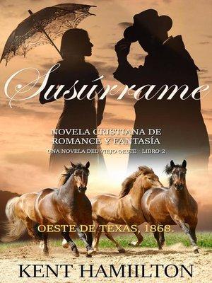cover image of Susúrrame