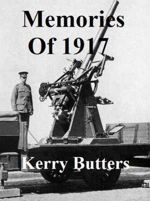cover image of Memories of 1917.