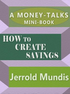 cover image of How to Create Savings