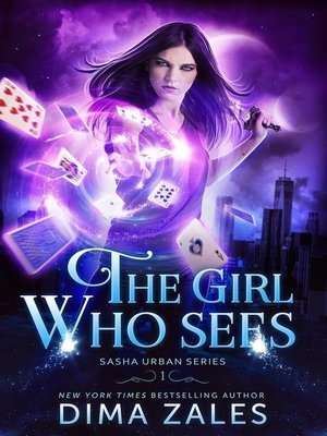 cover image of The Girl Who Sees