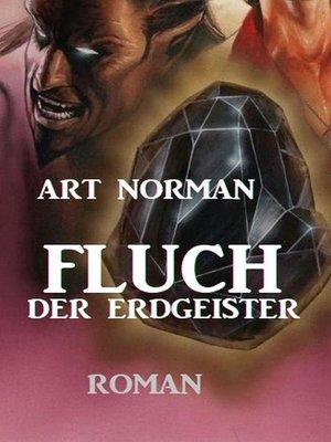 cover image of Fluch der Erdgeister