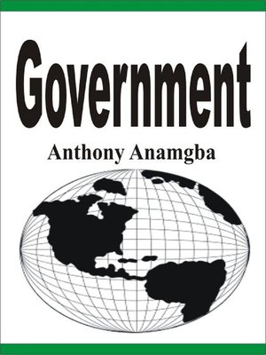cover image of Government